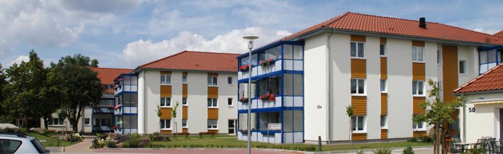 Wernigerode Wohnpark Ilsenburger Strasse