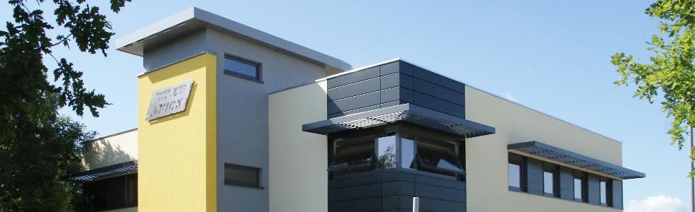 Druckerei-Neubau